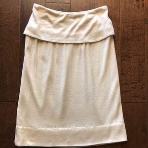 NORMA WALTERS Vintage 100% Cashmere Skirt * SIZE 8